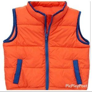 Gymboree Puffer Vest 12-24 months